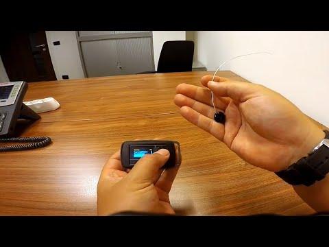 Come trovare una microspia in ufficio con un rilevatore di microspie professionale raksa
