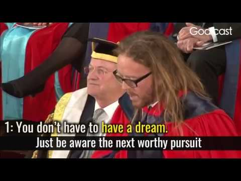 Tim Minchin - Live To Learn (MOTIVATION)
