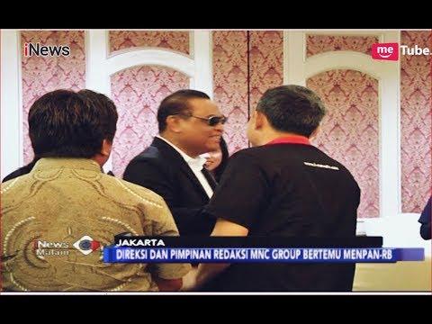 MNC Media Ajak Menpan RB Jadi Juri Indonesia Award 2018 - INews Malam 13/09