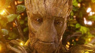 "Groot's Sacrifice  ⁄  ""We Are Groot "" Scene ¦ Guardians of the Galaxy 2014 Movie Clip"