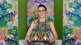 La fuerza del color - Catalina Estrada