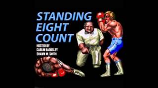 Standing 8 Count featuring author Mark Turley & Khan-Algieri preview