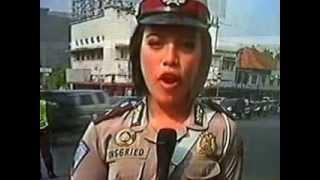 POLISI CANTIK  vs  POLISI AFKIR. Thumbnail