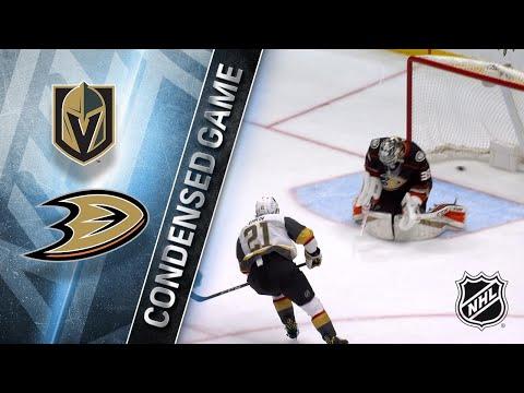 12/27/17 Condensed Game: Golden Knights @ Ducks
