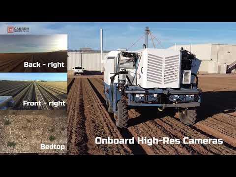 Carbon Robotics Disrupts Farming Industry with Autonomous Weeders