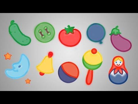развивающий мультик для детей от 3 до 11 месяцев игрушки для самых маленьких