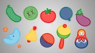 розвиваючий мультик для дітей від 3 до 11 місяців іграшки для самих маленьких