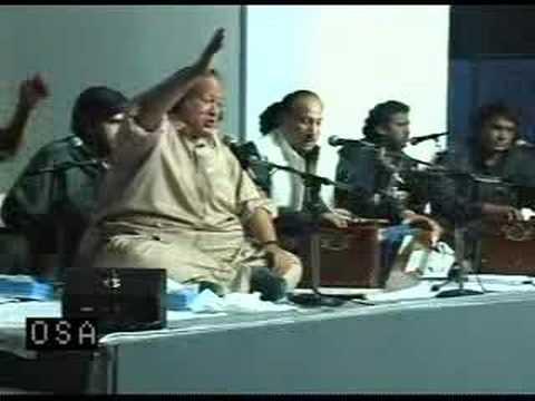 Nusrat Fateh Ali Khan - Je Toon Rabb 1/2...