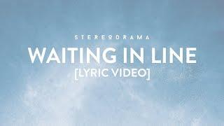 [Lyric Video] Waiting in Line (Attitude)
