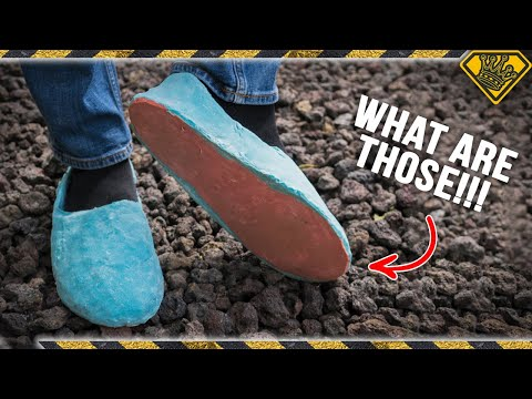 Making SHOES with Proto-Putty