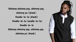 Jason Derulo - Swalla Lyrics Ft. Nicki Minaj