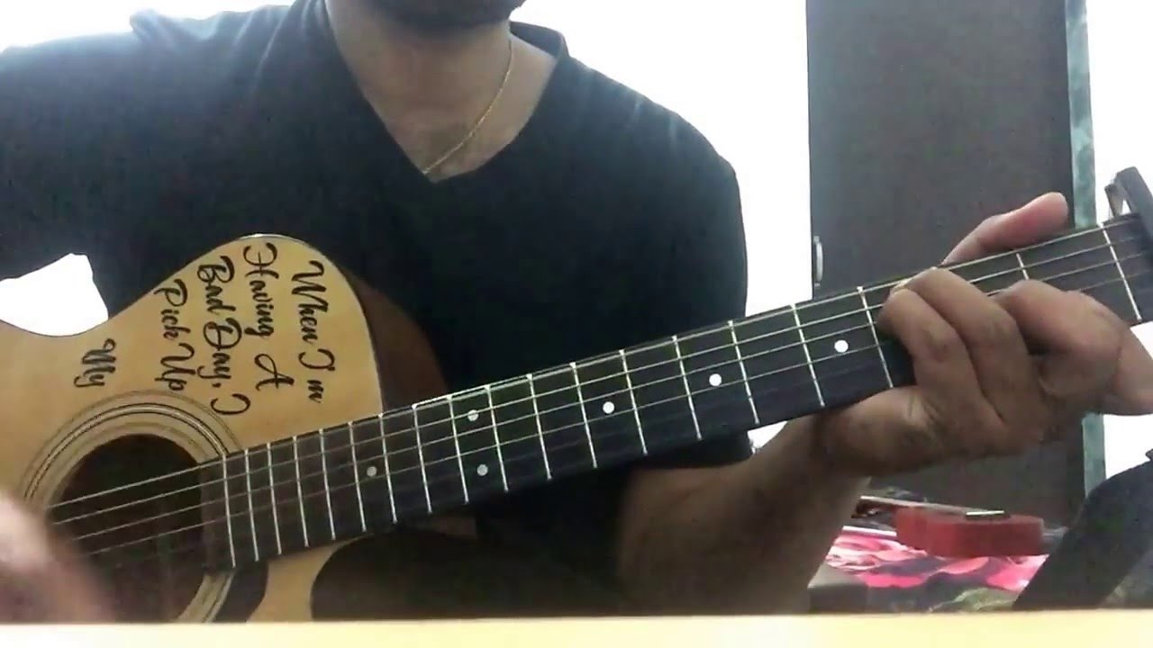 Main Rahoon Ya Na Rahoon - Emraan Hashmi - Guitar Chords Lesson - YouTube