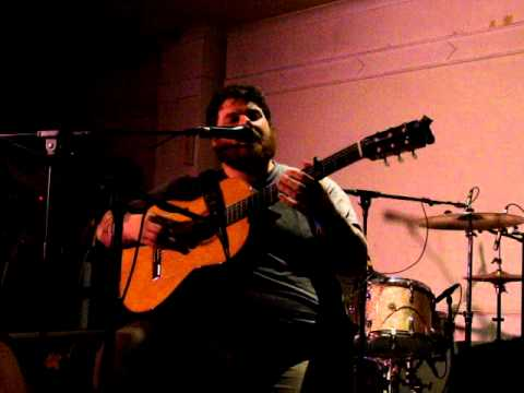 RM Hubbert - 'Car Song' @ Mono, Glasgow (16.11.2012)
