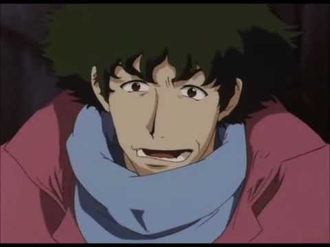 Spike vs Street thugs (Cowboy Bebop EP 12)