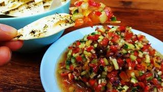 Обалденная Вкуснота из Лаваша и Овощей! Просто, но до чего же вкусно!