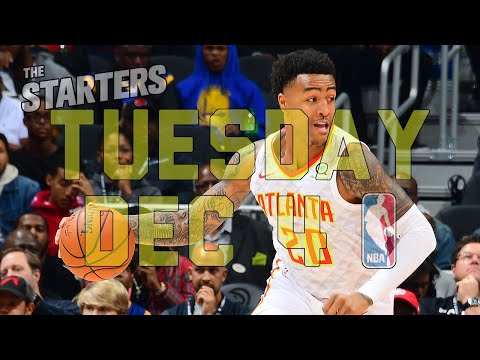 NBA Daily Show: Dec. 4 - The Starters