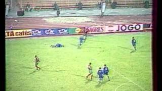 Украина - Португалия 2-1. Отбор ЧМ - 1998(обзор матча).