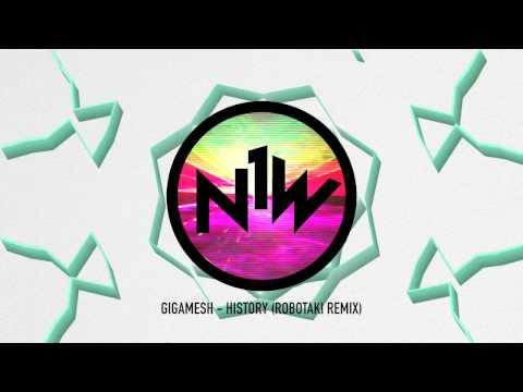 Gigamesh - History (Robotaki Remix)