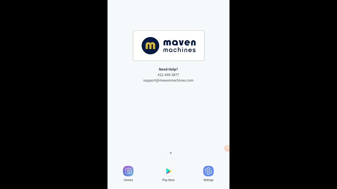 How to Download and Log Into the Maven app