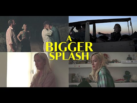 A BIGGER SPLASH [2016] - Deleted Scenes...