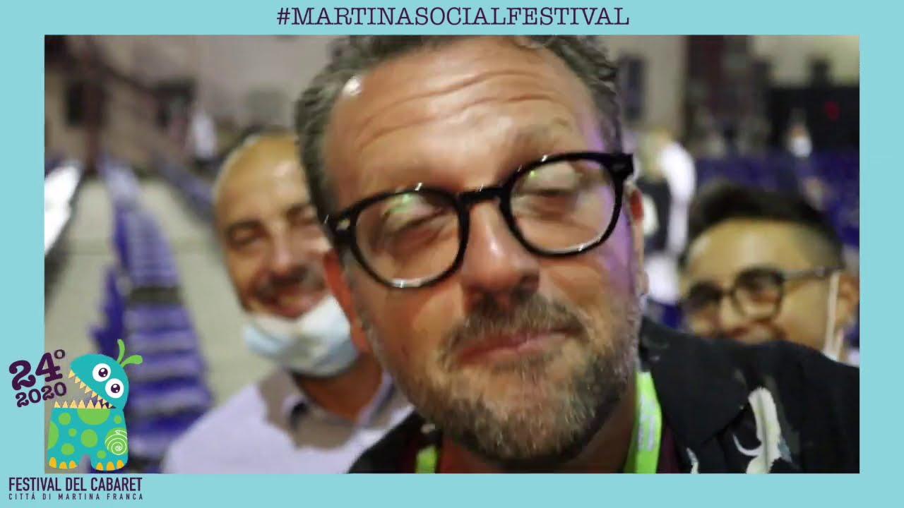 #MartinaSocialFestival 2020 - 22/8 - La serata
