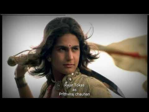 Rajat tokas - Prithviraj chauhan title song whatsapp status