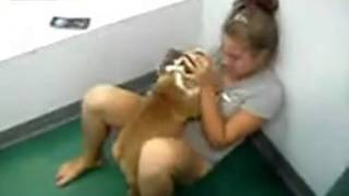 Repeat youtube video Naughty Dog with girl