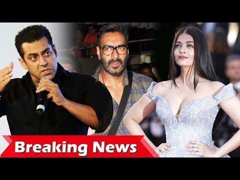 Salman Khan और Ajay Devgn में महायुद्ध, Aishwarya Rai ने Cannes 2017 में बिखरा जादू