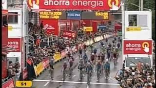 ブエルタ・ア・エスパーニャ第4ステージ
