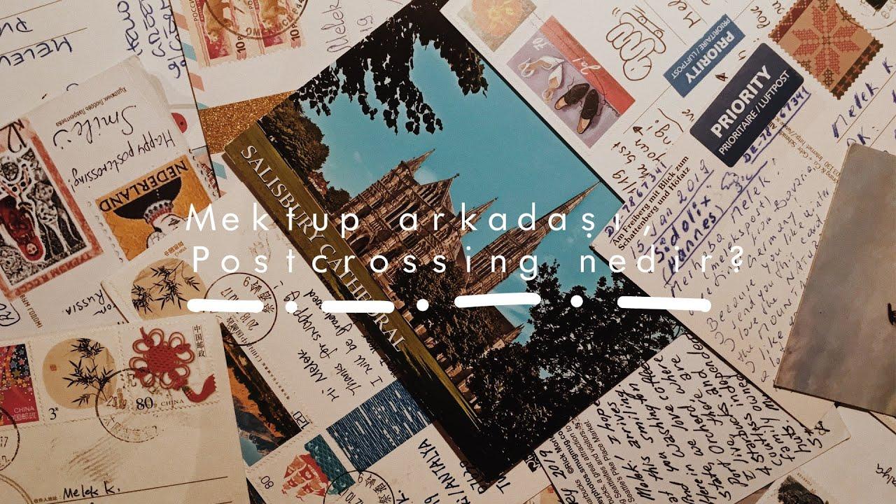 Обмен открытками что написать