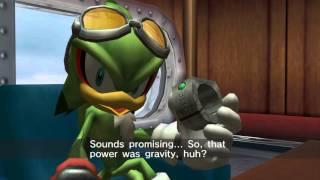 Sonic Riders Zero Gravity (Wii) Babylon Story