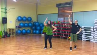 Mega Mix 57 - Periko feat. Patrick - Kinsa - Zumba ® Fitness Choreo by Nichol & Iuliu