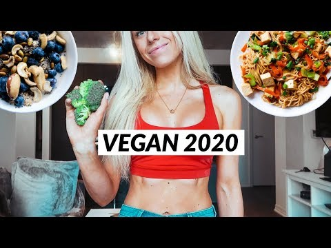 I ate the VEGAN Professional Athlete DIET from GAME CHANGERS *How my body responded*