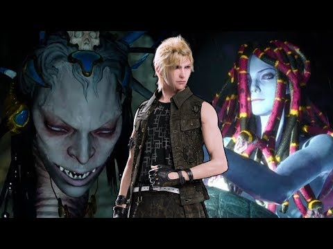 The Dark Tragedy of Prompto's Mother   Final Fantasy XV Theory