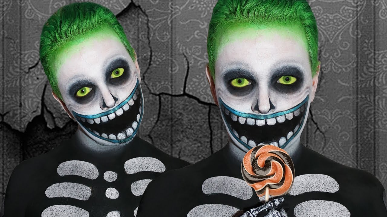 barrel the nightmare before christmas makeup tutorial - Barrel Nightmare Before Christmas