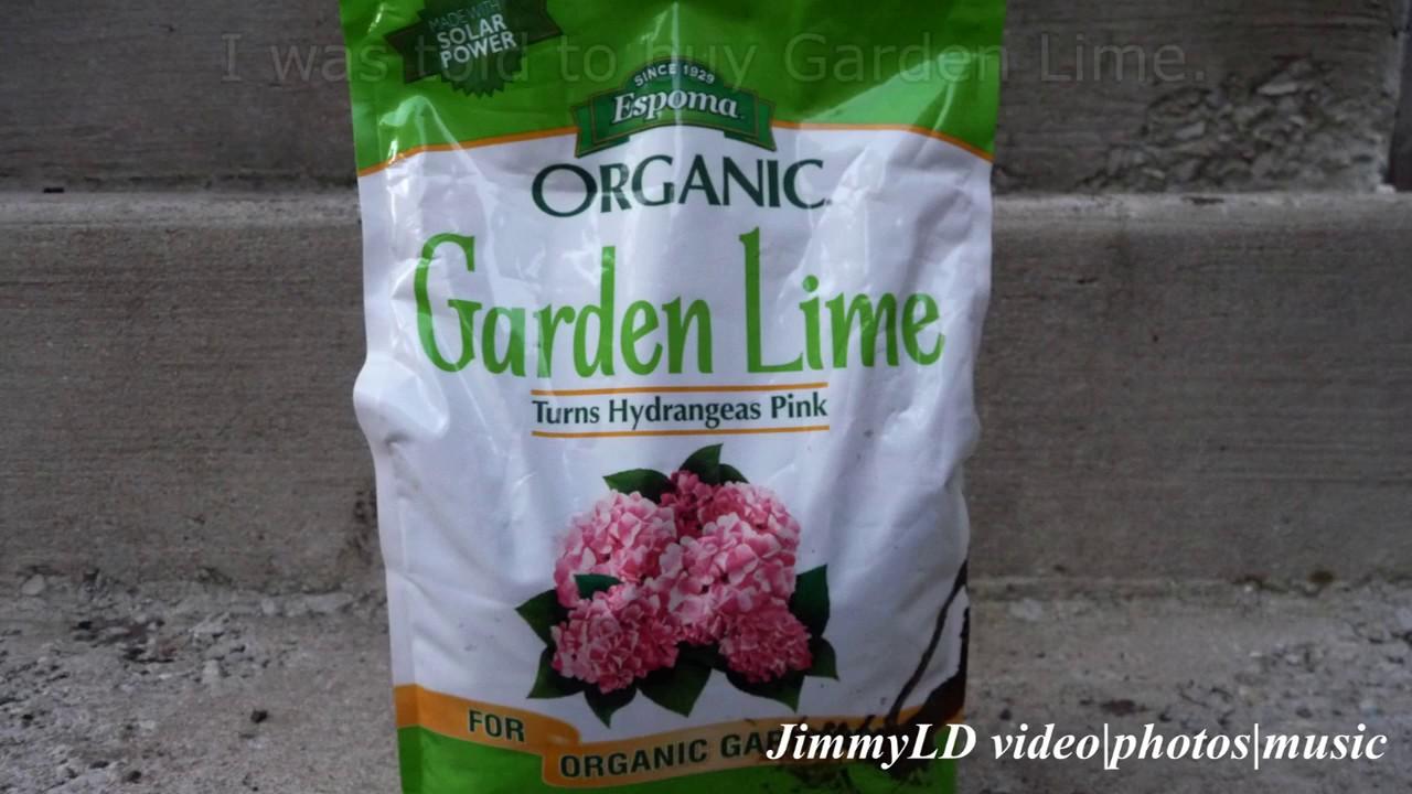 diy test soil ph without test kit garden lime - Garden Lime
