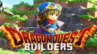 Blöckchenbau mit Quests!   01   DRAGON QUEST BUILDERS Demo