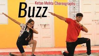 Buzz Dance Choreography By Ketan Mehta  | Begginers Dance Routine | Pranami Patel l Badshah