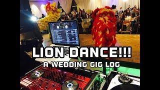 Gig log. Lion Dance at a Wedding!!
