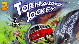 Tornado Jockey 2 - BIG TORNADO F-5 !!! My Childhood