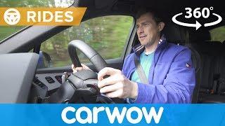 Audi SQ7 2018 360 degree test drive | Mat Watson reviews