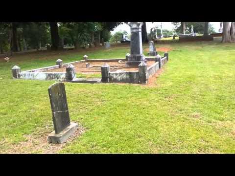 Marietta Georgia Old Historic Confederate Cemetery