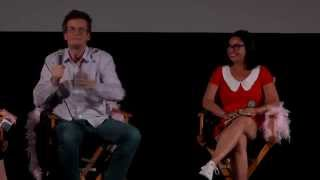 LIVE Q&A   The Fault In Our Stars Author John Green & Director Josh Boone