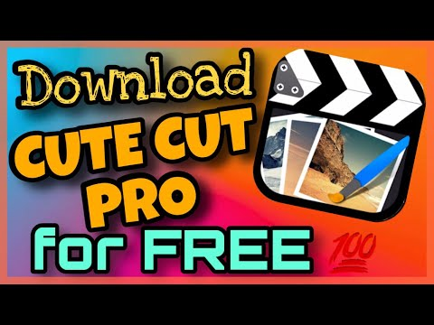HOW TO GET CUTE CUT PRO FOR FREE 2019 (ios)   LRhendrix