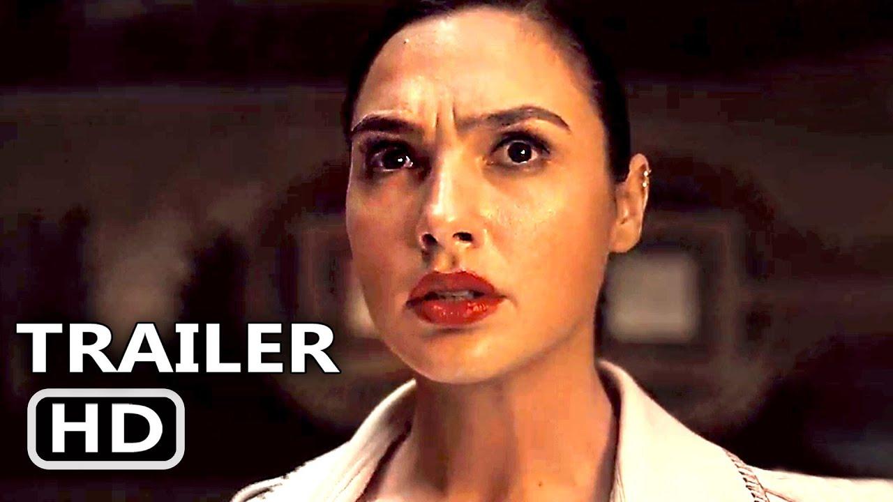 JUSTICE LEAGUE Snyder Cut Trailer (2021) Wonder Woman, Gal Gadot Action Movie HD
