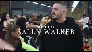 Baixar Iggy Azalea - Sally Walker   Joshua Base Pilmore Choreography