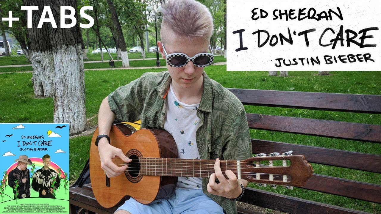 I Don't Care-Ed Sheeran//Justin Bieber(Guitar Cover)How To