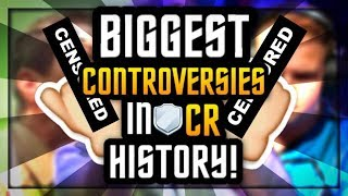 Top 5 Most CONTROVERSIAL Moments In Clash Royale History