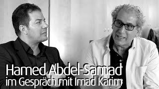 Hamed Abdel-Samad im Gespräch mit Imad Karim - Zwei Araber über Deutschland