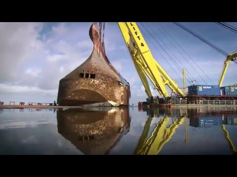Wreck removal Baltic Ace - Smit Salvage